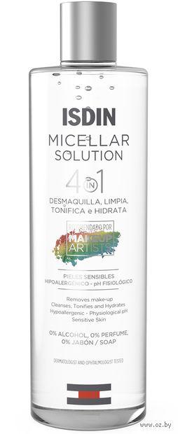 "Мицеллярная вода ""Micellar solution"" (400 мл) — фото, картинка"