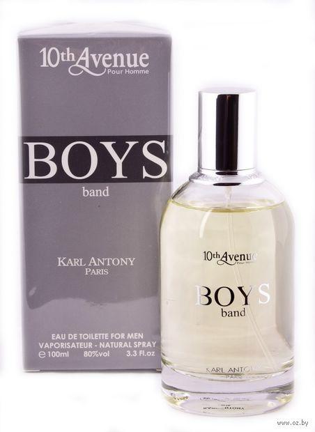 "Туалетная вода для мужчин ""Boy's Band"" (100 мл) — фото, картинка"
