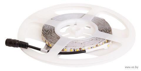 Светодиодная лента теплая V-TAC VT-3528 7,2 ВТ, 5 метров, 3000К, 12V, IP20 — фото, картинка