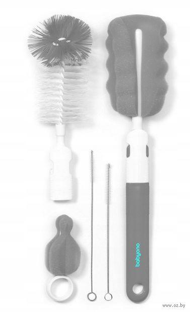 Набор ёршиков для бутылочек и сосок (5 шт.; арт. 735/03) — фото, картинка