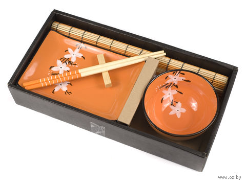 Набор для суши (5 предметов; арт. MY082027)