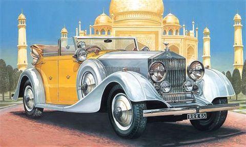 """Автомобиль """"Rolls-Royce Phantom II"""" (масштаб: 1/24) — фото, картинка"""