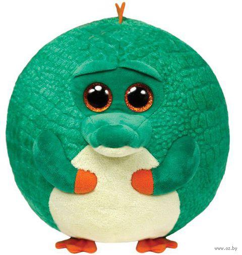 "Мягкая игрушка ""Крокодил Bayou"" (13 см) — фото, картинка"