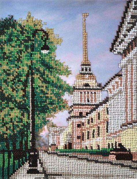 """Вышивка бисером """"Александровский сад"""" (170х215 мм) — фото, картинка"""