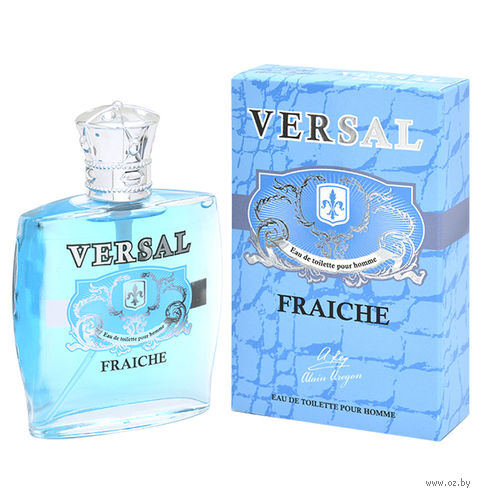 "Туалетная вода для мужчин ""Versal Fraiche"" (60 мл) — фото, картинка"