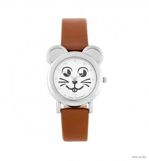 Часы наручные (коричневые; арт. 729107342) — фото, картинка