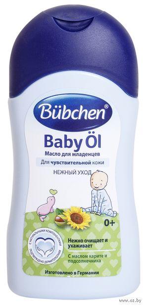 """Масло для тела детское """"Для младенцев"""" (40 мл) — фото, картинка"""