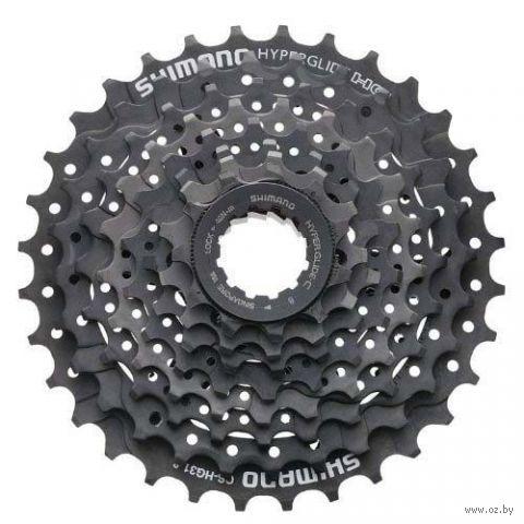 Кассета для велосипеда CS-HG31 (8 скоростей; звёзды 11-32) — фото, картинка