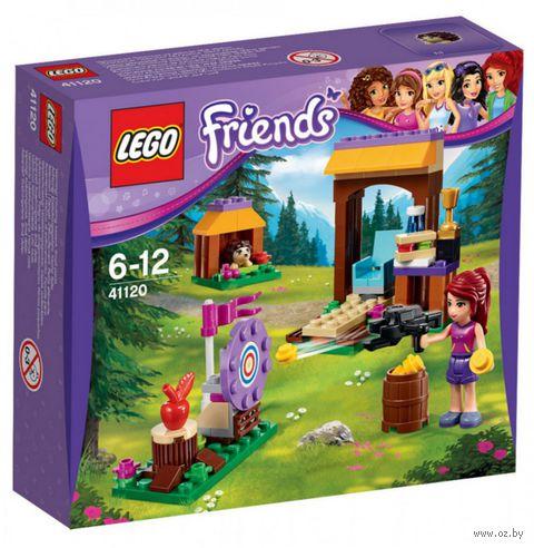 """LEGO Friends """"Спортивный лагерь: стрельба из лука"""""""