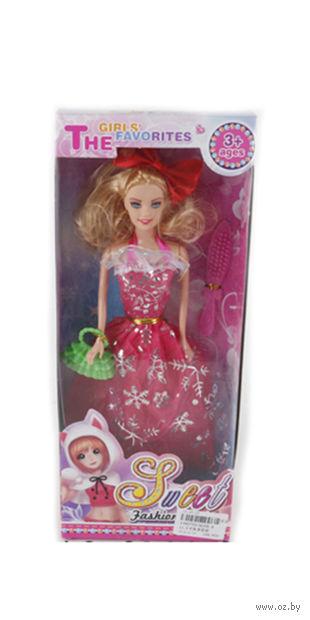 Кукла с аксессуарами (32 см; арт. Q16A-4)