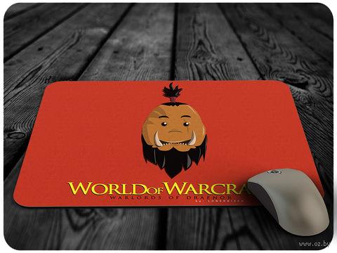 """Коврик для мыши """"Warcraft"""" (art.4)"""