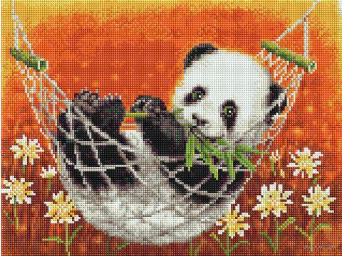 "Набор для творчества ""Алмазная мозаика"" ""OZD112021-032"" (300х400 мм) — фото, картинка"