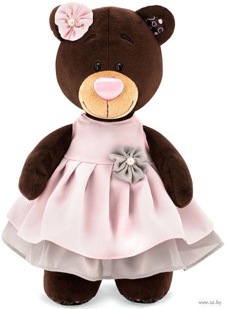 """""""Медведь Milk в бальном платье"""" (35 см; арт. М5056/35) — фото, картинка"""