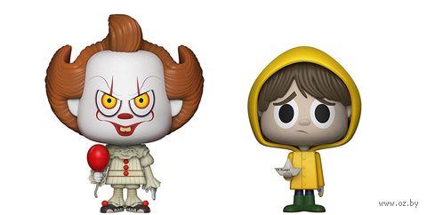 """Фигурка """"IT. Pennywise and Georgie"""" — фото, картинка"""