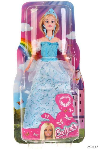 """Кукла """"София-принцесса"""" (арт. 66182-S-BB) — фото, картинка"""