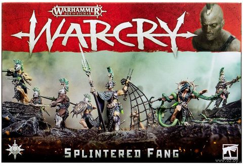 Warhammer Age of Sigmar. Warcry. Splintered Fang (111-13) — фото, картинка