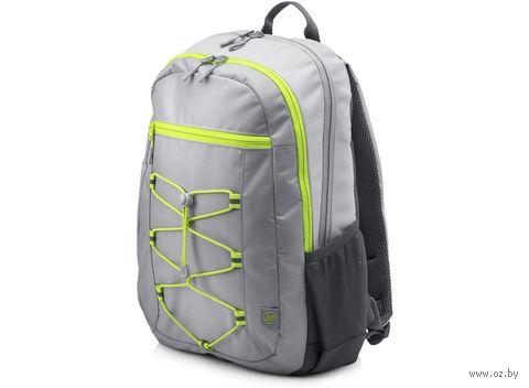 "Рюкзак для ноутбука 15.6"" HP Active (серый) — фото, картинка"