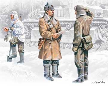 Пехота РККА 1939-42г. (масштаб: 1/35) — фото, картинка