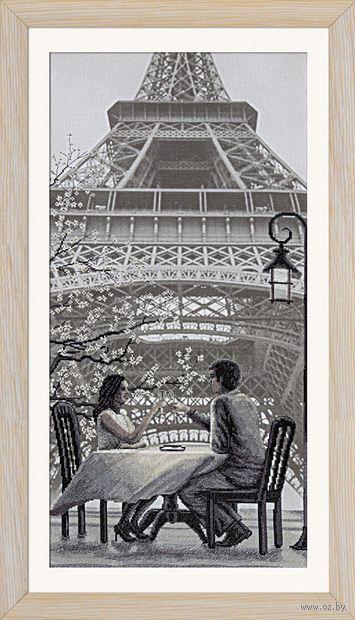 """Вышивка крестом """"Париж - город любви. Молодость"""""""