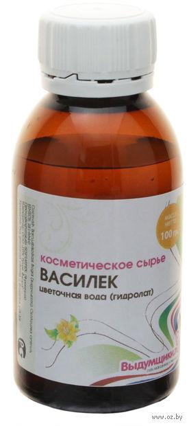 """Ароматизатор для мыла """"Василек. Гидролат"""" (100 г) — фото, картинка"""