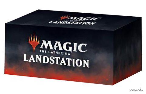 Magic the Gathering. Core Set 2020. Land Station — фото, картинка
