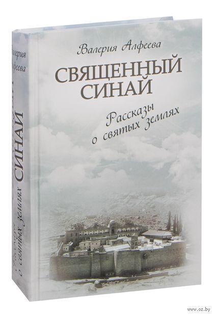Священный Синай: Рассказы о святых землях. Валерия Алфеева