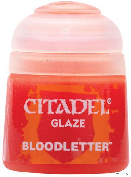 """Краска акриловая """"Citadel Glaze"""" (bloodletter; 12 мл) — фото, картинка"""