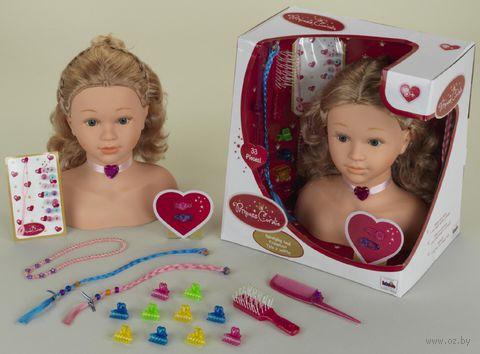 Кукла-манекен для моделирования причесок (33 см)