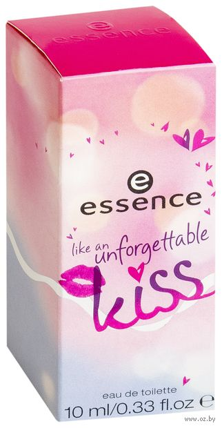 "Туалетная вода для женщин ""Like an unforgettable kiss"" (10 мл) — фото, картинка"
