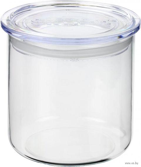 Банка для сыпучих продуктов стеклянная (500 мл; арт. 5162-D) — фото, картинка