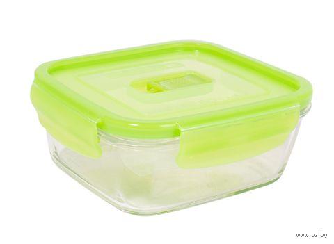 Контейнер для еды (0,76 л; зеленый) — фото, картинка