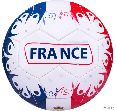 """Мяч футбольный Jogel """"France"""" №5 — фото, картинка"""
