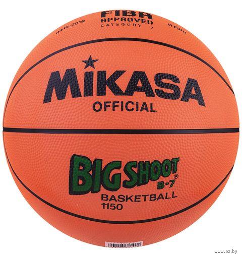 Мяч баскетбольный Mikasa 1150 №7 — фото, картинка