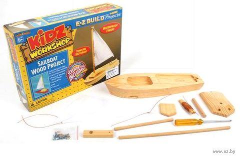 Конструктор деревянный (арт. YL20423) — фото, картинка