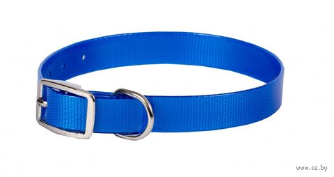Ошейник (20-24 см; синий) — фото, картинка