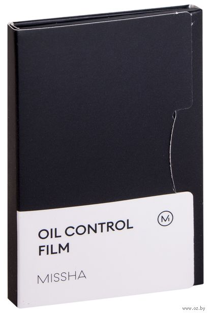 """Матирующие бумажные салфетки """"Oil Control Film"""" (50 шт.) — фото, картинка"""