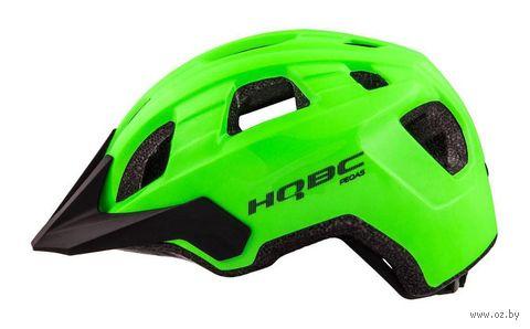 """Шлем велосипедный """"Peqas"""" (L; зелёный; арт. Q090383L) — фото, картинка"""