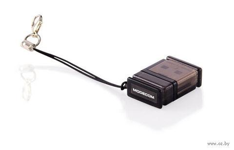 Картридер Modecom USB 2.0 CR-NANO для Micro SD
