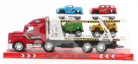 "Игровой набор ""King of the Road"""