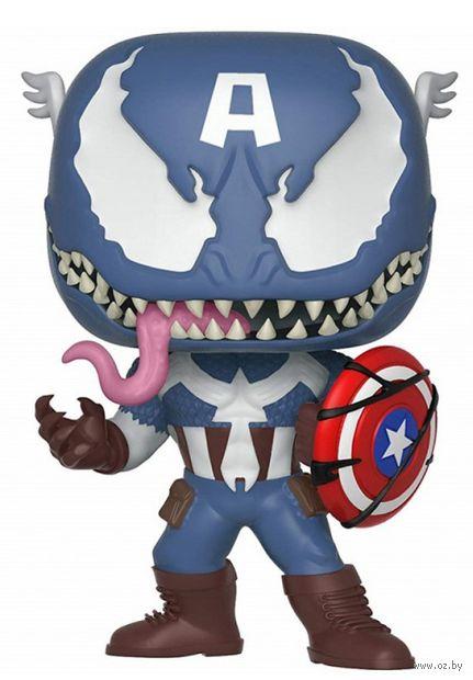 """Фигурка """"Venom. Captain America"""" — фото, картинка"""