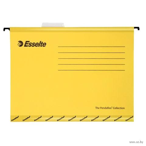 "Файл подвесной к картотекам ""Pendaflex Standart"" (А4; желтый)"