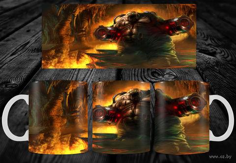 """Кружка """"Doom"""" (art.18)"""