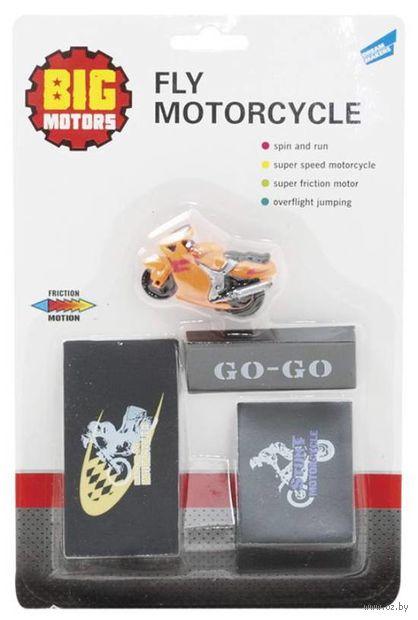 """Игровой набор """"Скоростной мотоцикл"""" — фото, картинка"""