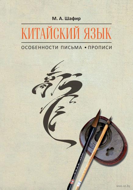 Китайский язык. Особенности письма. Прописи — фото, картинка