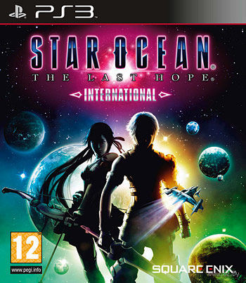 Star Ocean: The Last Hope - International [PS3]