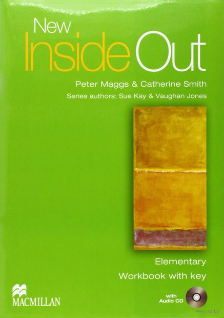 New Inside Out. Elementary. Workbook with Key (+ CD). Кэтрин Смит, Пит Мэггс