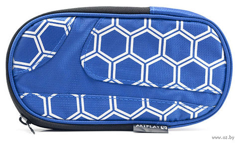 Сумка PS Vita Artplays Nylon Bag (ACPSV76) соты, синий