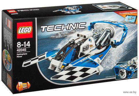 """LEGO Technic """"Гоночный гидроплан"""""""