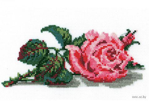 """Вышивка крестом """"Роза"""" (арт. С015)"""
