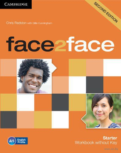 Face2Face. Starter. Workbook without Key. Джилли Каннингем, Крис Редстон